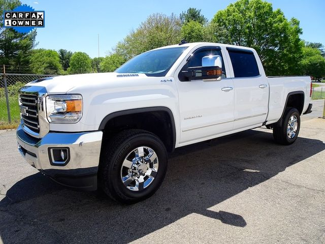 2018 GMC Sierra 2500HD SLT Madison, NC 6