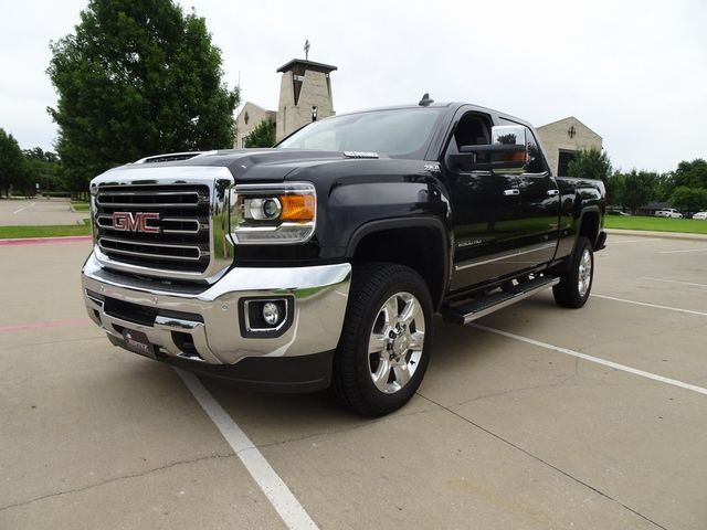 2018 GMC Sierra 2500HD SLT in McKinney, Texas 75070