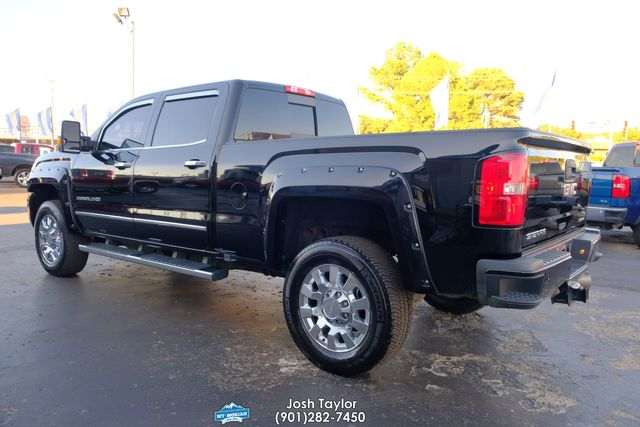 2018 GMC Sierra 2500HD Denali in Memphis, Tennessee 38115