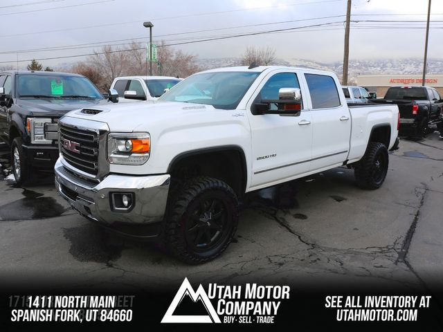 2018 GMC Sierra 2500HD SLT in Orem, Utah 84057