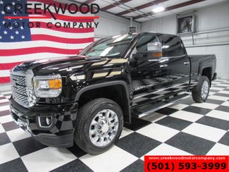 2018 GMC Sierra 2500HD Denali 4x4 Diesel Black 1 Owner Chrome 20s Nav in Searcy, AR 72143