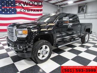 2018 GMC Sierra 2500HD Denali 4x4 Diesel Black 1 Owner Nav Roof Chrome20s in Searcy, AR 72143