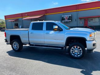 2018 GMC Sierra 2500HD DENALI DURAMAX CREWCAB 4X4 CARFAX CERT 1 OWNER   Florida  Bayshore Automotive   in , Florida
