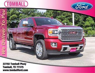 2018 GMC Sierra 2500HD Denali in Tomball, TX 77375