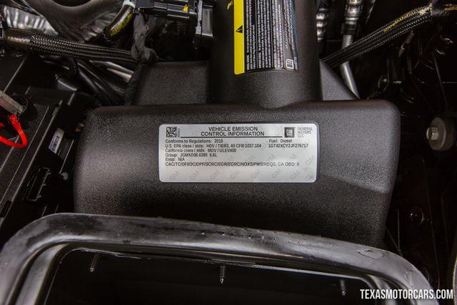 2018 GMC Sierra 3500HD SLT 4X4 in Addison, Texas 75001