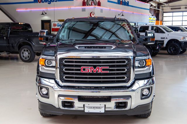 2018 GMC Sierra 3500HD SLT DRW 4x4 in Addison, Texas 75001