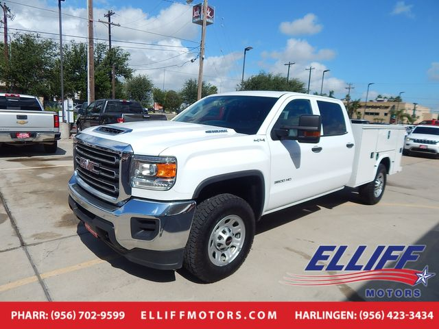 2018 GMC Sierra 3500HD Crew Cab Utility Bed in Harlingen, TX 78550