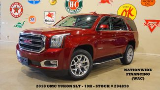 2018 GMC Yukon SLT NAV,BACK-UP,HTD/COOL LTH,QUADS,20'S,19K in Carrollton, TX 75006