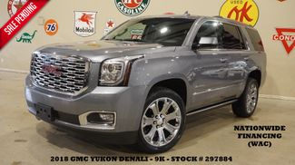 2018 GMC Yukon Denali RWD HUD,ROOF,NAV,REAR DVD,HTD/COOL LTH,22'S,9K in Carrollton, TX 75006