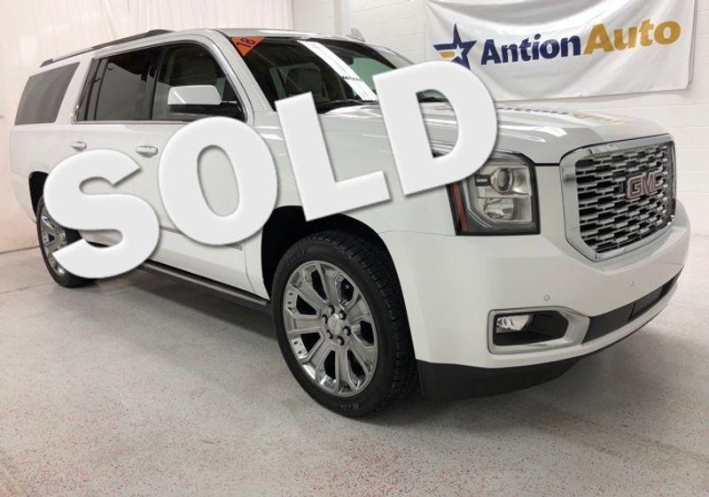 2018 GMC Yukon XL Denali Denali | Bountiful, UT | Antion Auto in Bountiful UT