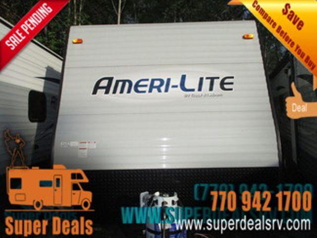 2018 Gulf Stream AmeriLite 16BHC