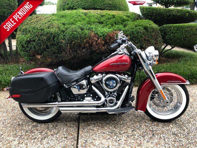 2018 Harley-Davidson Deluxe