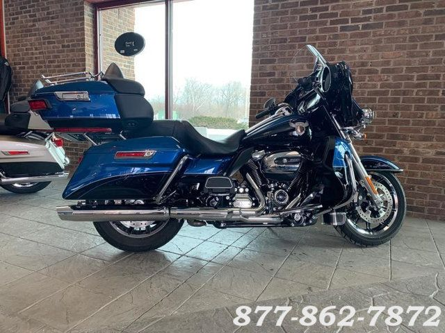 2018 Harley-Davidson ELECTRA GLIDE ULTRA ULTRA LIMITED 115th
