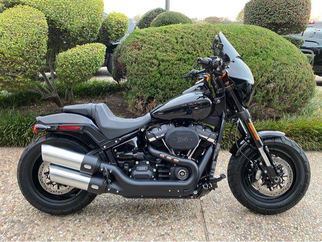 2018 Harley-Davidson Fat Bob 114 FXFBS in McKinney, TX 75070