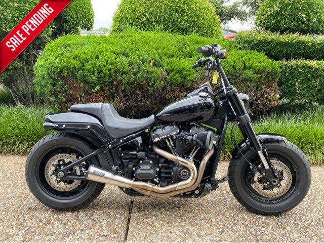 2018 Harley-Davidson Fat Bob FXFB