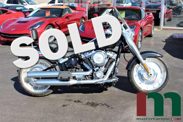 2018 Harley-Davidson Fat Boy    Granite City, Illinois   MasterCars Company Inc. in Granite City Illinois