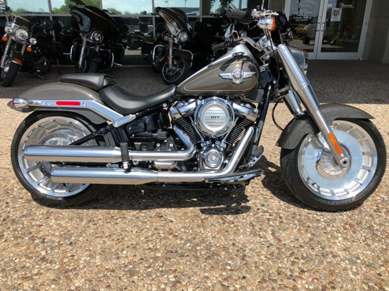 2018 Harley-Davidson Fat Boy   city TX  Hoppers Cycles  in , TX
