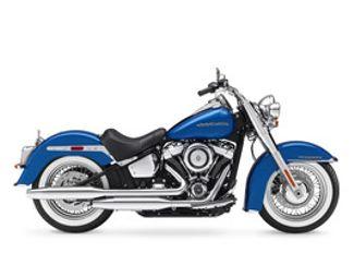 2018 Harley-Davidson® FLDE - Softail® Deluxe in Slidell, LA 70458