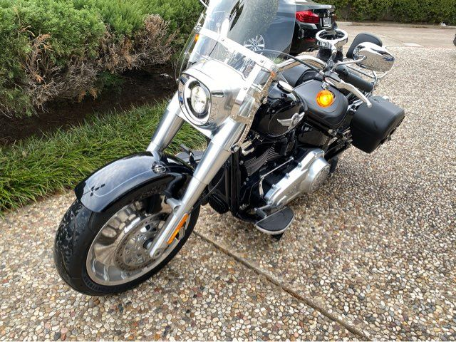 2018 Harley-Davidson FLFB Fat Boy 107 in McKinney, TX 75070