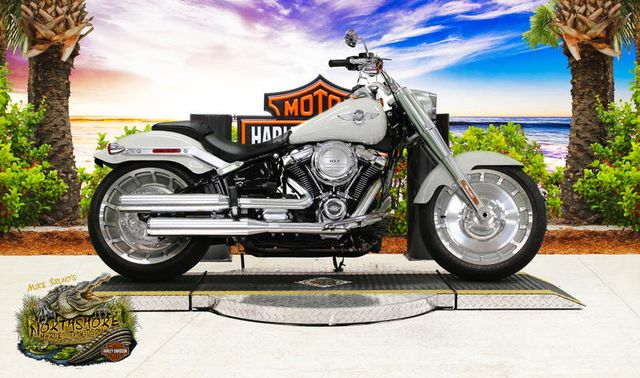 2018 Harley-Davidson® FLFB - Softail® Fat Boy®
