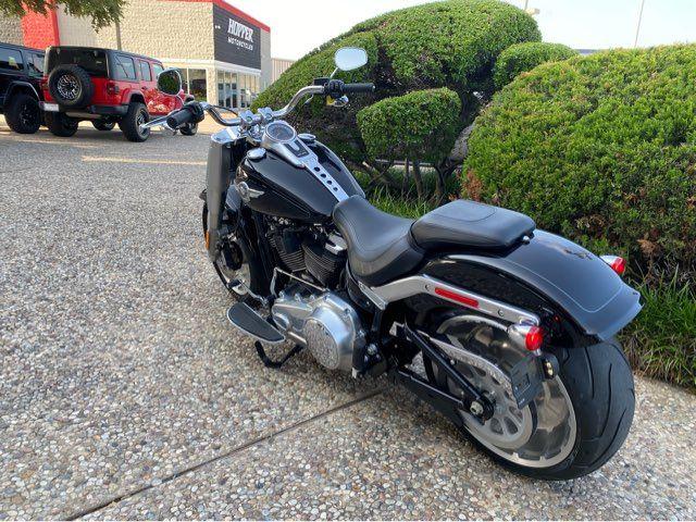 2018 Harley-Davidson FLFBS Fat Boy 114 in McKinney, TX 75070