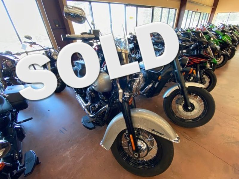 2018 Harley-Davidson FLHC Heritage Classic 107   - John Gibson Auto Sales Hot Springs in Hot Springs Arkansas