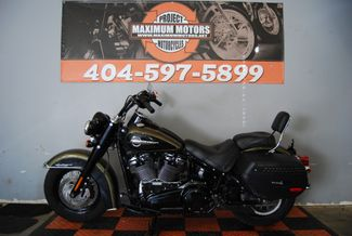 2018 Harley-Davidson FLHC Heritage Softail Jackson, Georgia 9