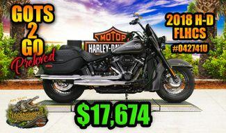 2018 Harley-Davidson® FLHCS - Softail® Heritage Classic 114 in Slidell, LA 70458