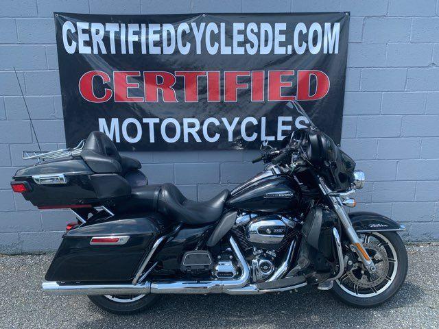 2018 Harley-Davidson FLHTCU Ultra Classic