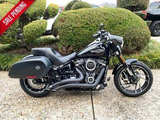 2018 Harley-Davidson FLSB Sport Glide in McKinney, TX 75070