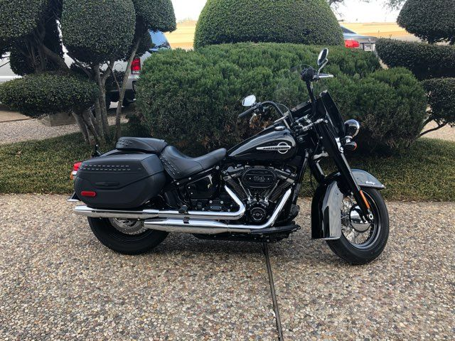 2018 Harley-Davidson Heritage Softail Classic 114 **ONLY 19 MILES*** **ONLY 19 MILES***