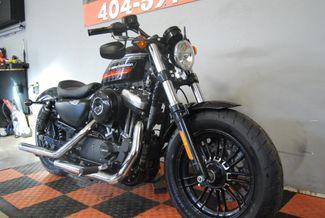 2018 Harley-Davidson Forty-Eight XL1200X Jackson, Georgia 2