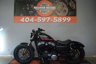 2018 Harley-Davidson Forty-Eight XL1200X Jackson, Georgia 7