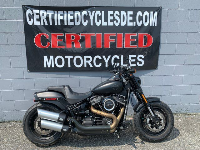 2018 Harley-Davidson FXFB Softail Fat Bob