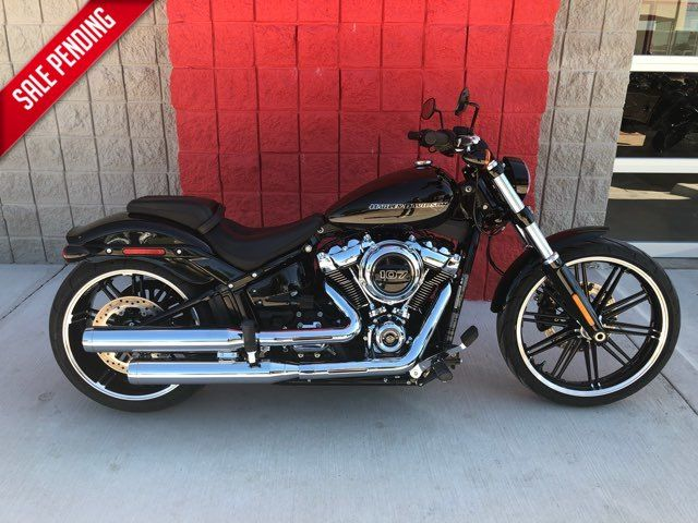 2018 Harley-Davidson Breakout 107 *** ONLY 231 MILES***