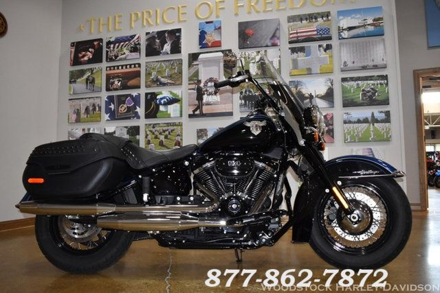 2018 Harley-Davidson HERITAGE SOFTAIL CLASSIC FLHCS 114 115 ANNIVERSAR HERITAGE CLASSIC 114