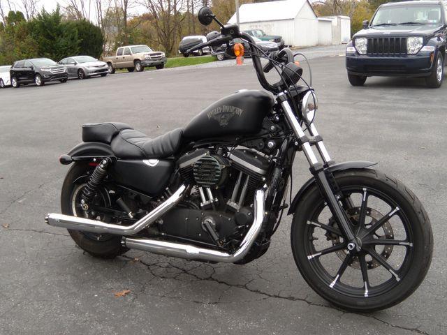 2018 Harley-Davidson Iron 883 XL883N in Ephrata, PA 17522
