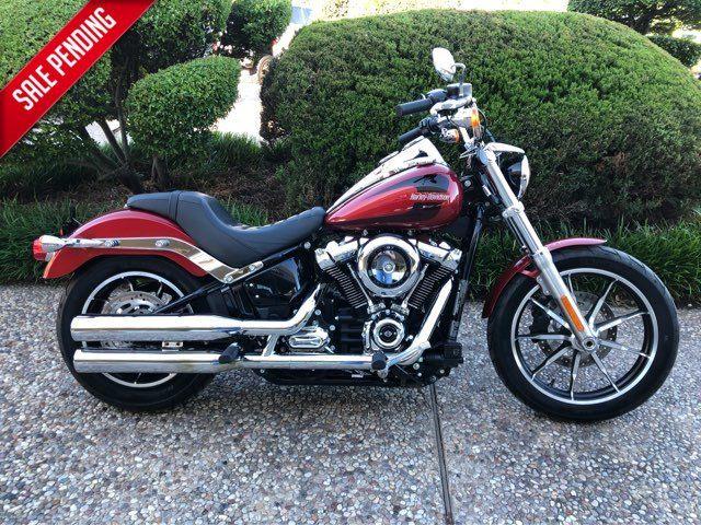 2018 Harley-Davidson Low Rider