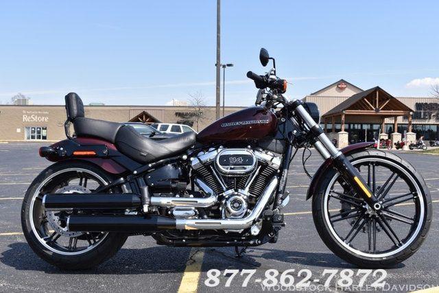 2018 Harley-Davidson SOFTAIL BREAKOUT 114 FXBRS SOFTAIL BREAKOUT 114