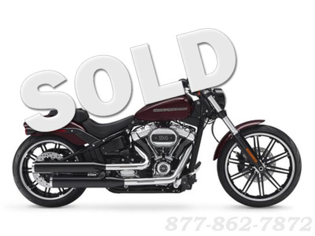 2018 Harley-Davidson SOFTAIL BREAKOUT 114 FXBRS BREAKOUT 114 FXBRS Chicago, Illinois