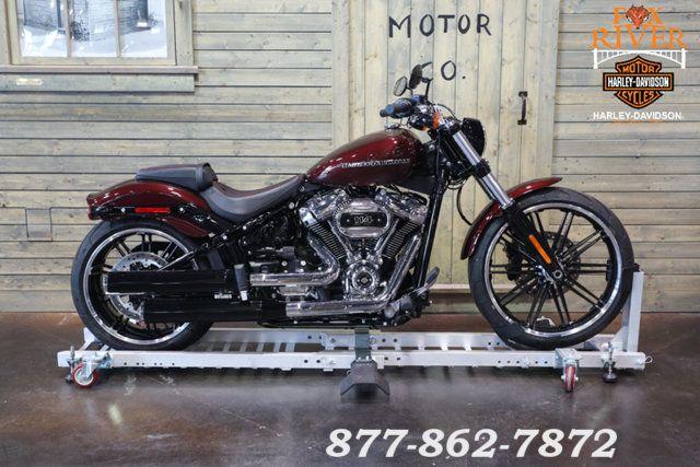 2018 Harley-Davidson SOFTAIL BREAKOUT 114 FXBRS BREAKOUT 114 FXBRS Chicago, Illinois 1