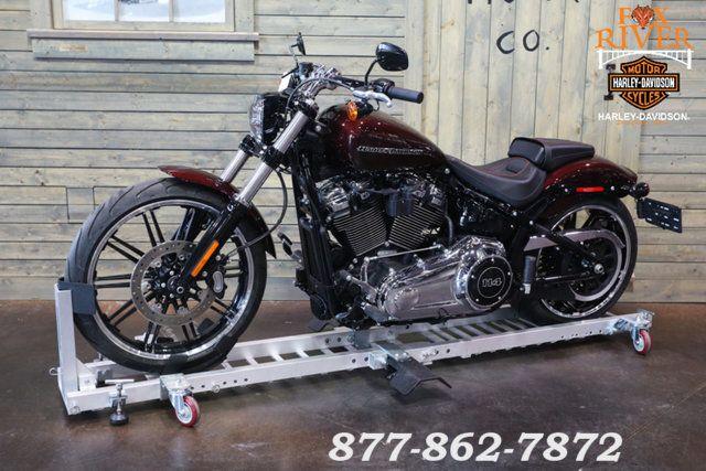 2018 Harley-Davidson SOFTAIL BREAKOUT 114 FXBRS BREAKOUT 114 FXBRS Chicago, Illinois 3