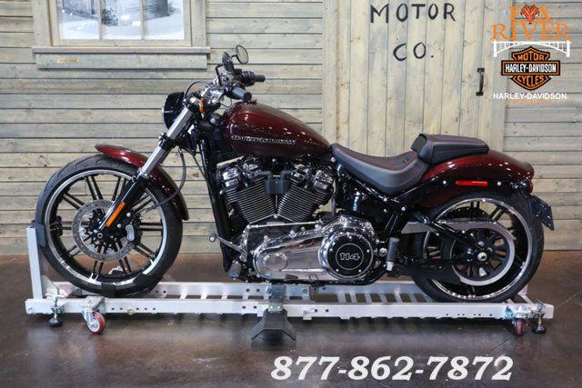 2018 Harley-Davidson SOFTAIL BREAKOUT 114 FXBRS BREAKOUT 114 FXBRS Chicago, Illinois 4