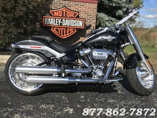 2018 Harley-Davidson SOFTAIL FAT BOY 114 FLFBS FAT BOY 114 in Chicago, Illinois 60555