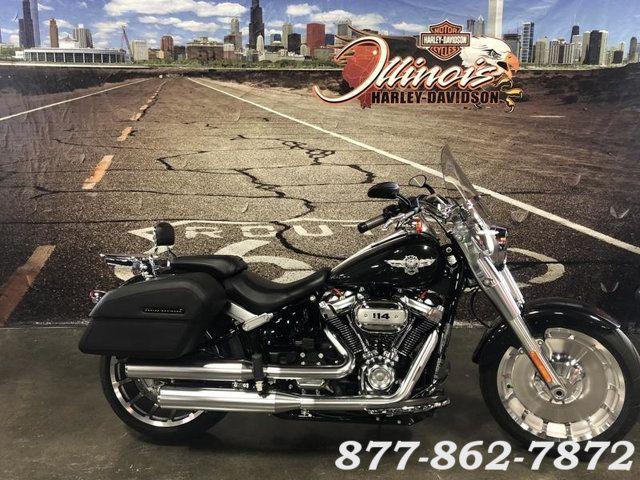 2018 Harley-Davidson SOFTAIL FAT BOY 114 FLFBS FAT BOY 114 FLFBS