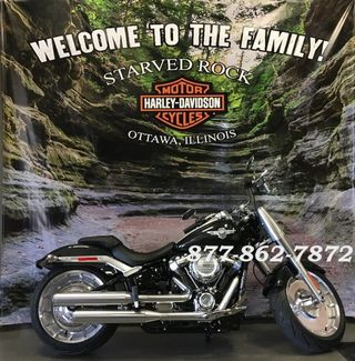 2018 Harley-Davidson SOFTAIL FAT BOY FLSTF FAT BOY FLSTF in Chicago, Illinois 60555