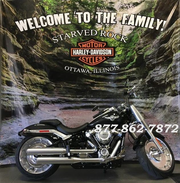2018 Harley-Davidson SOFTAIL FAT BOY FLSTF FAT BOY FLSTF