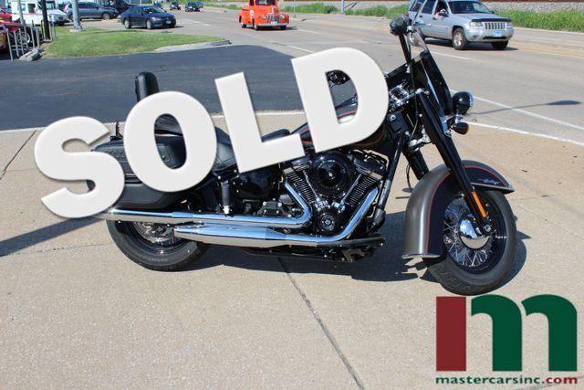 2018 Harley-Davidson Softail® Heritage Classic   Granite City, Illinois   MasterCars Company Inc. in Granite City Illinois