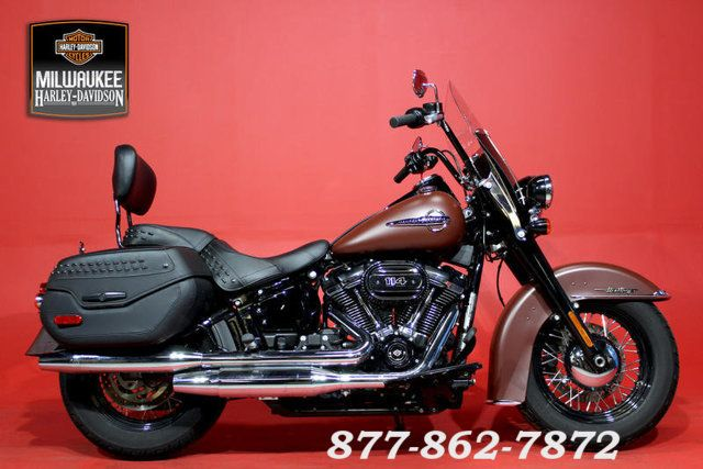 2018 Harley-Davidson SOFTAIL HERITAGE CLASSIC 114 FLHCS HERITAGE CLASSIC 114