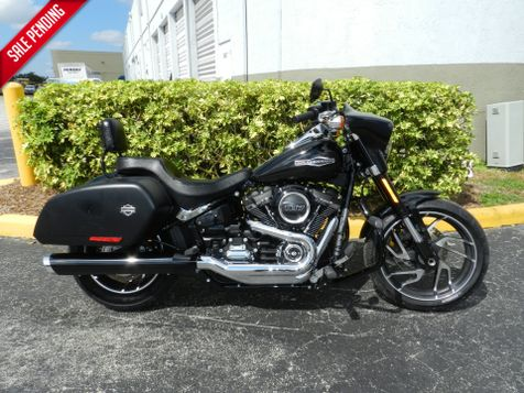 2018 Harley-Davidson Softail Sport Glide in Hollywood, Florida
